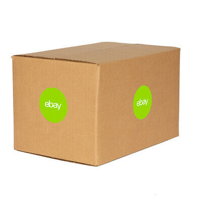 "3-Color, Round eBay-Branded Sticker Multi-Pack 3"" x 3"" 3"