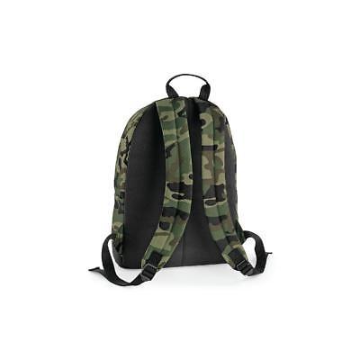 BAG BASE zaino Camo Backpack palestra UOMO SPORT borsa 42x31x21 cm 18 litri 2