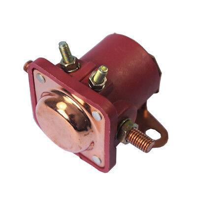 New 12V Heavy Duty Solenoid Relay Red Fits For Ford Starter Car Truck SW3 SNL135 10