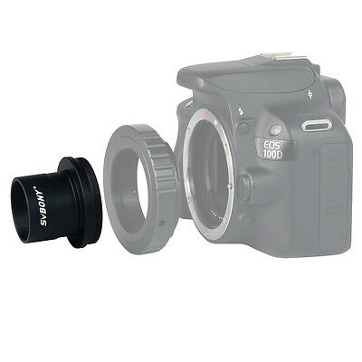 "1.25"" SLR Camera Astronomical Telescopes Camera Adapter Metal Bracket T Mount 4"