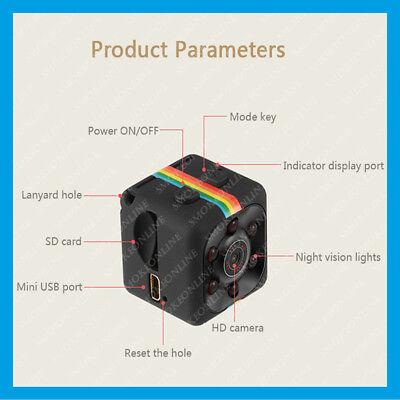 Cimice Cam Hd Mini Dv Spy Micro Camera Spia Nascosta Telecamera Sport Registra 2