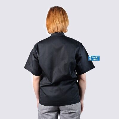 Chef Jackets -See Handy Chef Ebay Store for Chef Pants, Chef Aprons, Caps 5