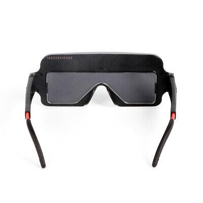 True Color Auto Darkening Welding Goggles Welder Glasses Welding Helmet Mask 3