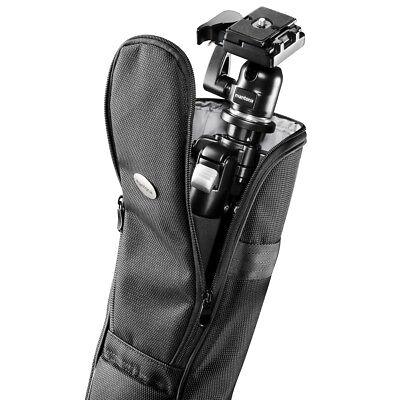 Mantona trípode bolso acolchado 63cm-nuevo /& OVP by mediaresort negro