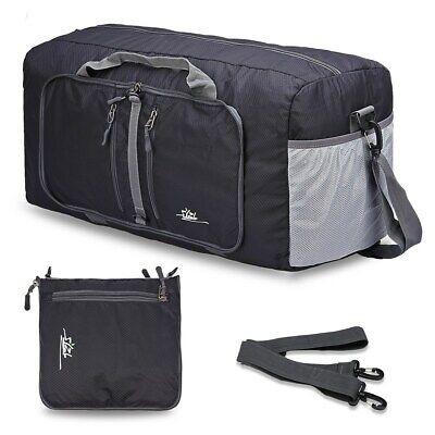 40L Packable Travel Duffle Bag for Boarding Airline Gym Duffle Waterproof Weeken 3