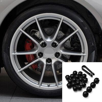 Removal Tool Audi R8 Spyder 20 x 17MM HEX ALLOY WHEEL NUT BOLT CAPS GREY