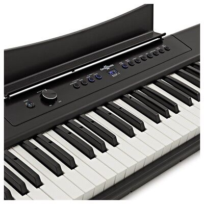 SDP-1 Portable Digital Piano by Gear4music + Stand and Headphones 3
