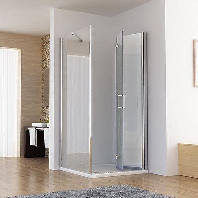 90 X 70 cm Duschkabine Dusche Falttür Duschtür Duschwand 70cm ...