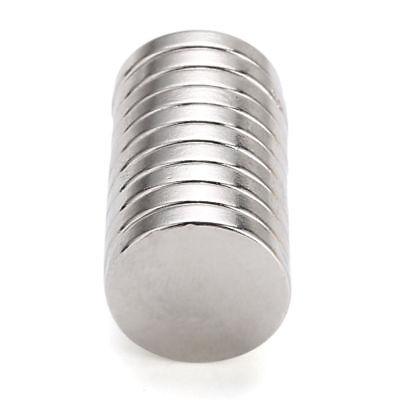 10 stücke N50 15x3mm Starke Magneten Runde Größe Rare-Earth Neodym magnet 7