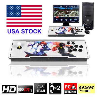 2019 Pandora Box 5 Plus Video Games in 1 Home Arcade Console Gamepad 1080 HDMI 6