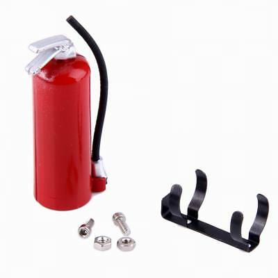 1/10 Rock Truck Scale Accessory Fire Extinguisher For AXIAL SCX10 TRX4 D90 CC01