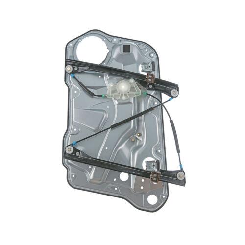 Fensterheber Elektrisch Metallplatte vorne links für SEAT IBIZA 4 IV 4//5 Türig