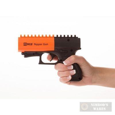 MACE Pepper GUN 2.0 20ft. Defense SPRAY Strobe LED 80406 FAST SHIP 2