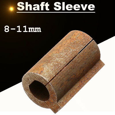 1pc Worm Gear Reducer Shaft Sleeve 8mm Shaft Stepper Motor to 11mm Bore 2