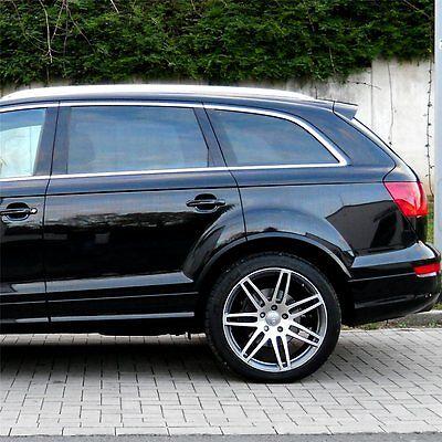 Tönungsfolie passgenau schwarz 15/% Audi A4 B5 Limousine 94-00 mit 3 Bremsleu.