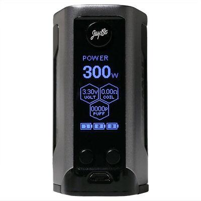 WISMEC Reuleaux GEN3 RX Akkuträger 300 Watt - Box Mod E-Zigarette Akku E-Liquid 3