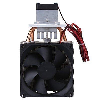 DC 12V 6A Thermoelectric Peltier Refrigeration Cooling System Kit Cooler Fan DIY 6