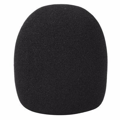 Pop Filter Windscreen Microphone Sponge Foam Cover For Blue Yeti Pro Mic Black 10