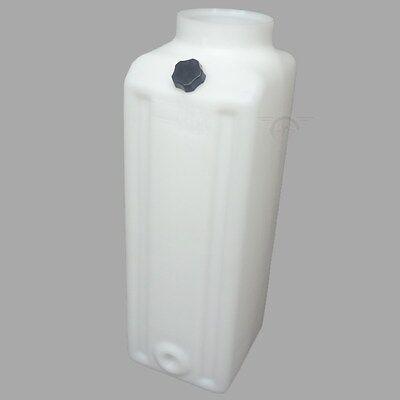 DURO LIFT oil reservoir tank Auto lift power unit white oil container lift motor 3