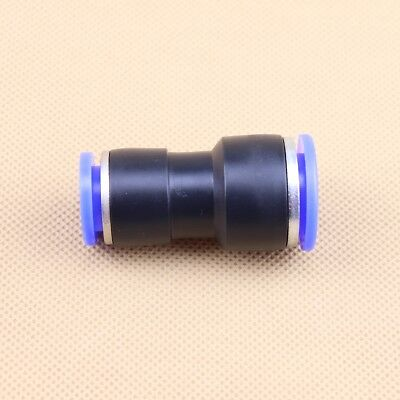 1Pcs Reducer Connector Air Hose Push In Straight Pneumatic Fittings 14mm to 12mm 6