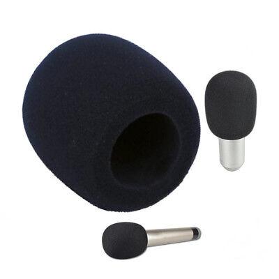 Pop Filter Windscreen Microphone Sponge Foam Cover For Blue Yeti Pro Mic Black 5