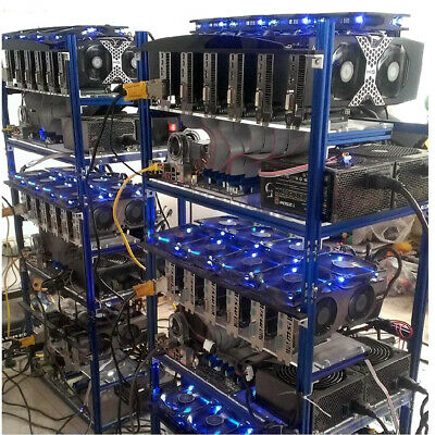 RIG 115 MH/s Ethereum (ETH) 24H CRYPTO MINING-CONTRACT ETHASH Crypto Currency 3