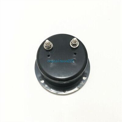 62C2 DC 0-50V Round Analog Panel Meter Volt Voltage Meter Voltmeter Gauge DC 50V 3