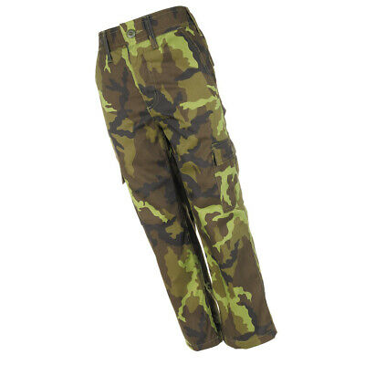 Kidswear US BDU Kinderhose lang Cargo Tarnhose camouflage Feldhose 110 bis 170 3
