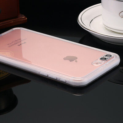 Waterproof Shockproof Dirt Proof TPU Case Cover For iPhone XS X 6s 6 7 8 Plus SE 12