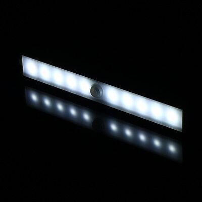 10 Led Light Bar Battery Operated Wireless Motion Sensor Detector