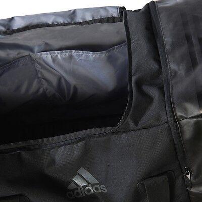97c8046f61ee ... Adidas Duffel 3-Stripes Wheeled Team Training Bag (EXTRA LARGE) AK0001 4