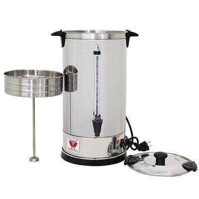 Beeketal Gastro Gastronomie Kaffeemaschine Kaffee Kaffeeautomat Rundfilter 16 L