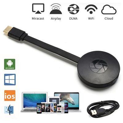 Chromecast TV Streaming wireless HDMI media player Miracast clone mirror G 2 7