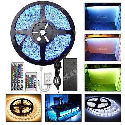 Wholesale LED Roll Strip Light 12V 3528 5050 5M/10M/15M/20M RGB SMD Waterproof 2