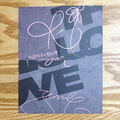 Jisoo Official Photocard Set BlackPink 2nd Mini Album Kill This Love Kpop 2