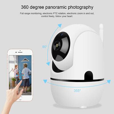 JOOAN HD 1080P WIFI Camera Home IP Camera 2 Way Audio Nanny Baby Pet Monitor 4