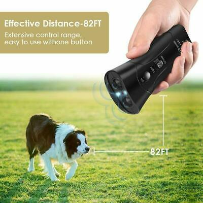 Petgentle Ultrasonic Anti Dog Barking Pet Trainer LED Light Gentle Chaser Style 11