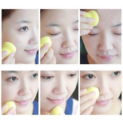 1x/4 x Smooth Beauty Makeup Foundation Sponge  Blending Puff Powder 3