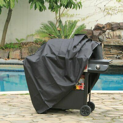 Extra Large Bbq Cover Outdoor Waterproof Garden Barbecue Grill Gas Protector Uk 4