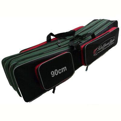 Größe Angeltasche Rutentasche Angel-koffer 90cm Tasche Angelkoffer tasche-90