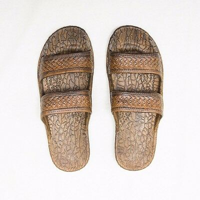 d053dd1e7 ... Pali Hawaii Jesus Sandals Jandals Hawaiian Brown Men And Women Classics  2