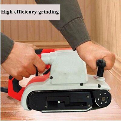 100x610mm Sander Sanding Belt 40~600 Grit For wood Metal Grinding Polishing Tool 4