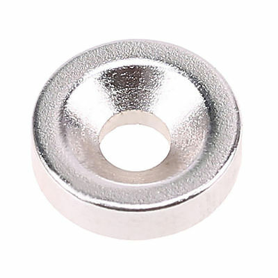 50 Stück Set Starke Magnete N50 Neodym Permanentmagnet10mm x 3mm mit 3mm Loch 4