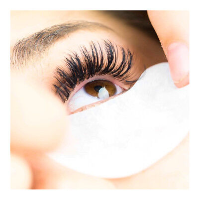 Salon Eyelash Lash Extensions Under Eye Gel Pads Lint Free Patches Make Up Tools 6