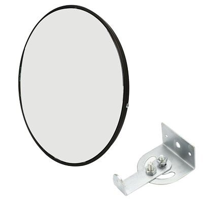 12''~24'' Road Traffic Convex Mirror Wide Angle Driveway Safety Security 4