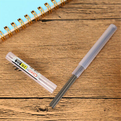 2~10x Tubes Black Lead Refills 0.5/0.7mm Case For Automatic Mechanical Pencil 5