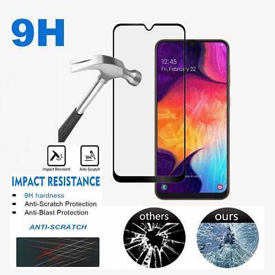 Samsung Galaxy A50 A20e A10e A70 A40 A30 A20 A10 Tempered Glass Screen Protector 3