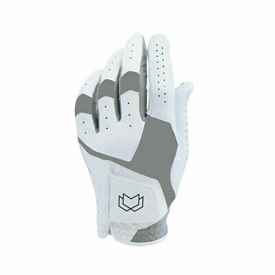 WFX Mens All Weather Soft Golf Gloves Leather Palm UA CoolSwitch 4