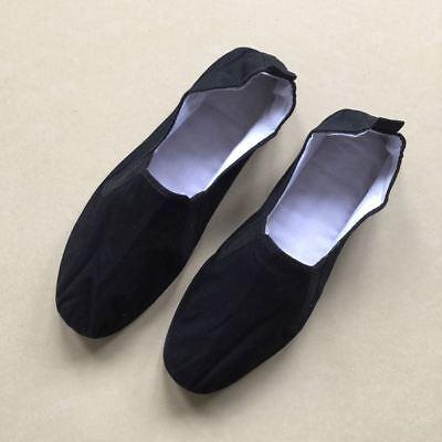 Tai Chi Anzug (S,L,XL,XXL) + Tai Chi Schuhe China Schuhe schwarz (35# - 48#)