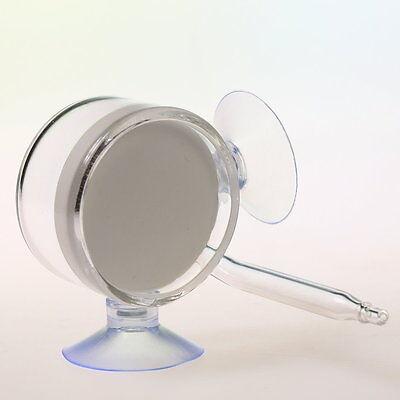60gal CO2 Diffuseur en verre 5cm Diamètre - Aquarium Solenoid réglable Plantée 9